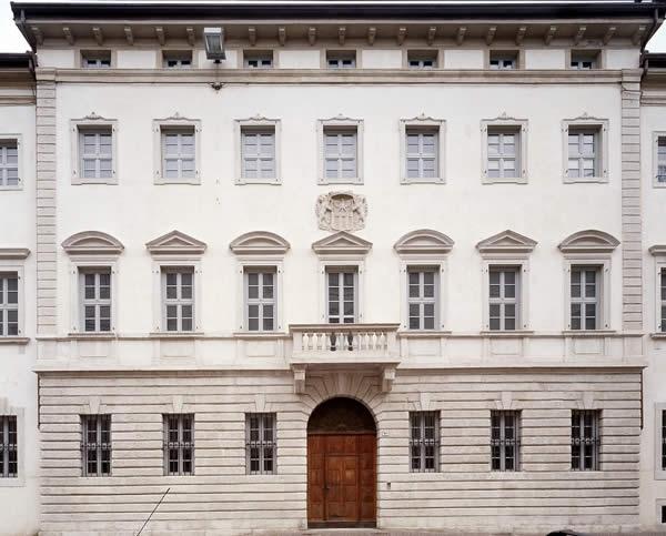 Cortile di Palazzo Alberti